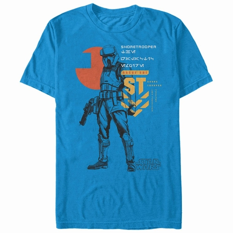 Star Wars Rogue One Shoretrooper T-Shirt