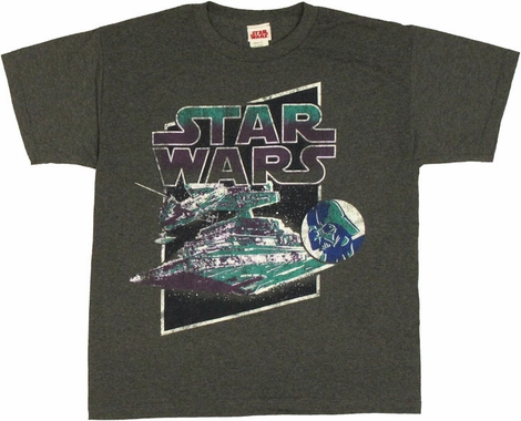 Star Wars Star Destroyer Youth T Shirt