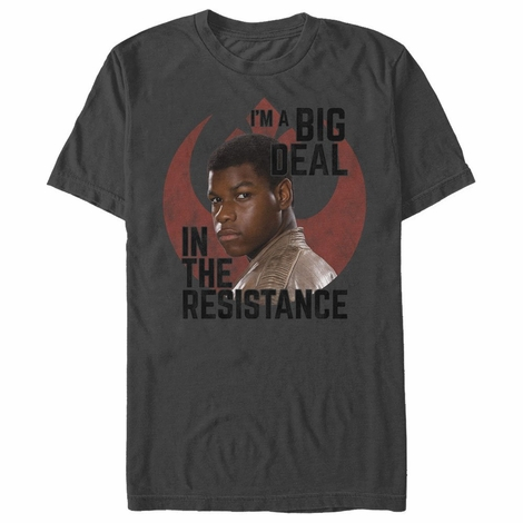 Star Wars TFA Finn Big Deal T-Shirt