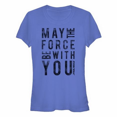 Star Wars TFA Force Stack Juniors T-Shirt