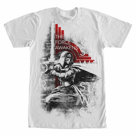 Star Wars TFA Kylo Stance T-Shirt