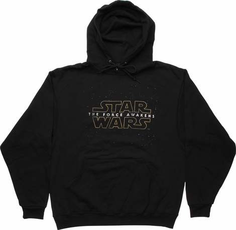 Star Wars The Force Awakens Pullover Hoodie