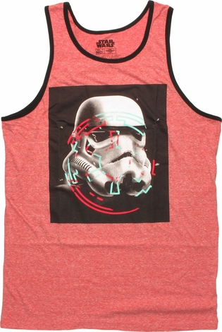 Star Wars Trooper Empire Cog Ringer Tank Top