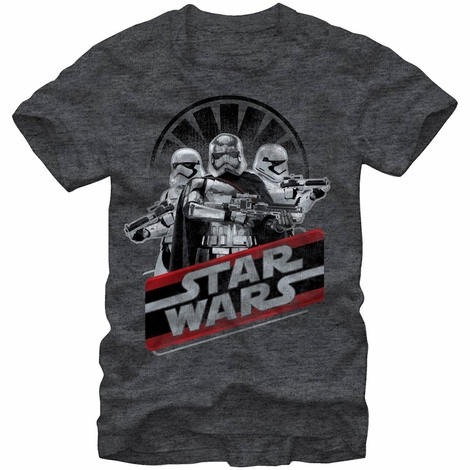 Star Wars Trooper Trio T-Shirt