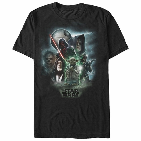 Star Wars Universe Group T-Shirt