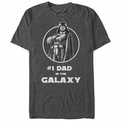 Star Wars Vader Top Dad T-Shirt