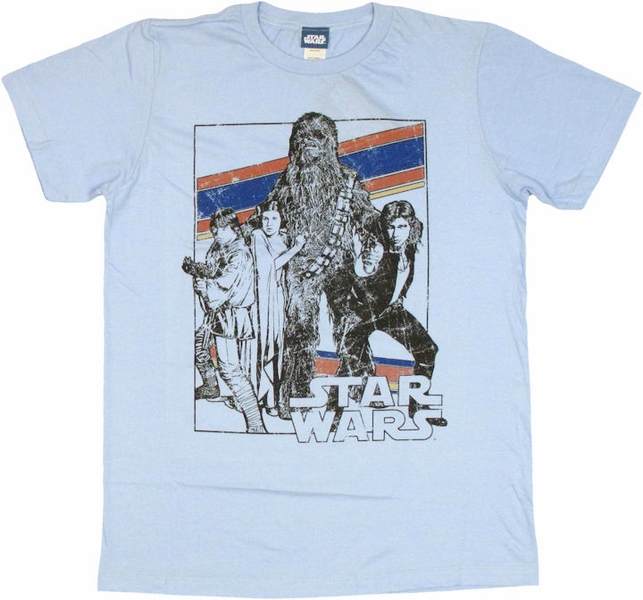 ab7c17a7 Buy star wars t shirts vintage - 54% OFF! Share discount