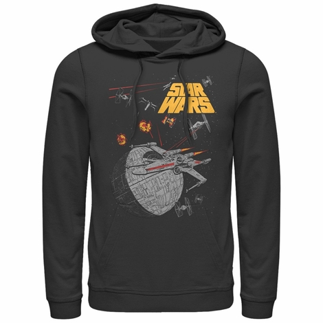 Star Wars X-Wing Battle Pullover Hoodie