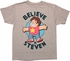 Steven Universe Believe in Steven Youth T-Shirt
