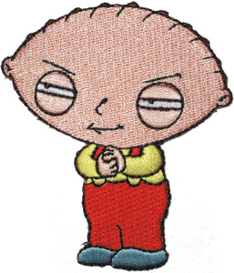 Stewie family guy patch altavistaventures Image collections