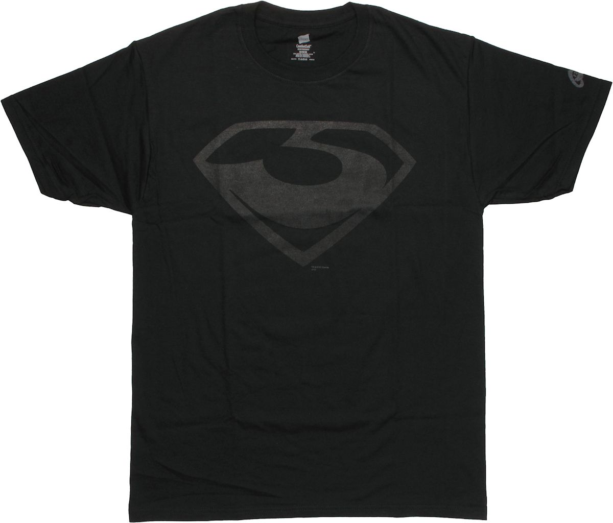 Superman man of steel zod logo t shirt for Man of steel t shirt online