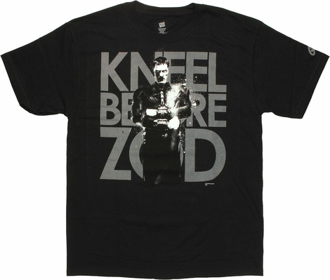 Superman man of steel zod t shirt for Man of steel t shirt online