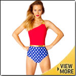 Superhero Swimsuits