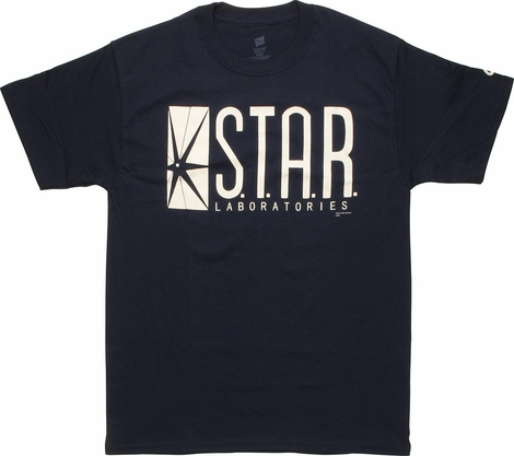 The Flash STAR Laboratories T-Shirt