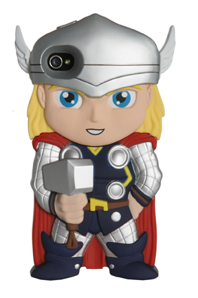 Thor Chara-Cover 4/4S Phone Case