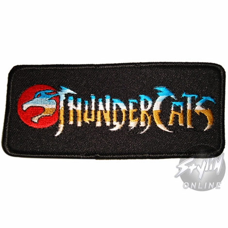 Thundercats Logo Patch