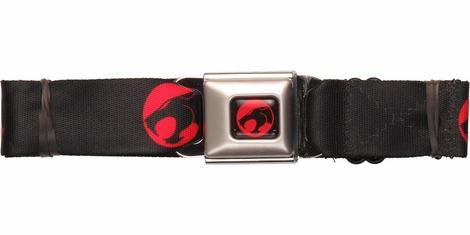 Thundercats Logo Seatbelt Belt
