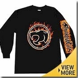 Thundercats Long Sleeve Shirt