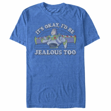 Toy Story Buzz Jealous T-Shirt