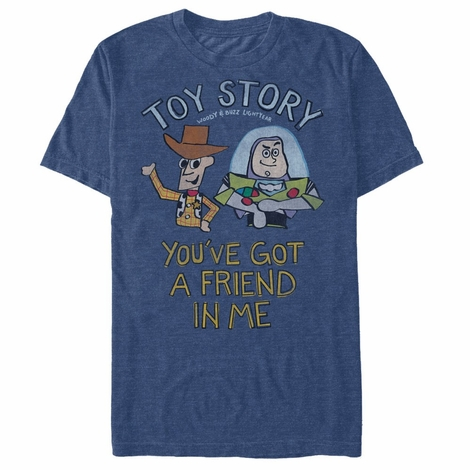 Toy Story Friend In Me T-Shirt