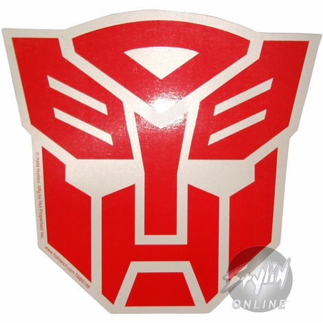 Transformers Autobot Magnet