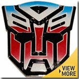 Transformers Buckle