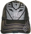 Transformers Decepticon Logo Stitched Visor Hat
