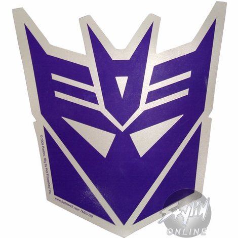 Transformers Decepticon Magnet