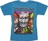 Transformers Decepticon Square Juvenile T-Shirt