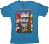 Transformers Decepticon Square Youth T-Shirt