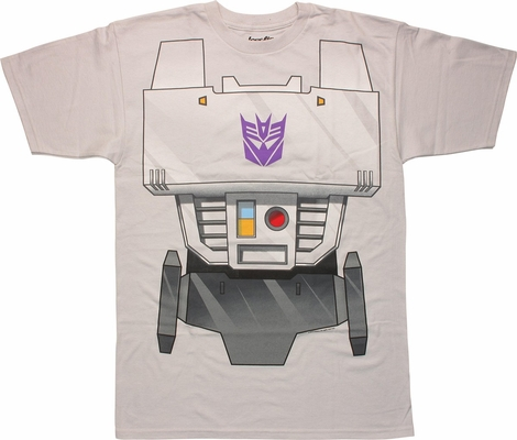 Transformers Megatron Chestplate T-Shirt