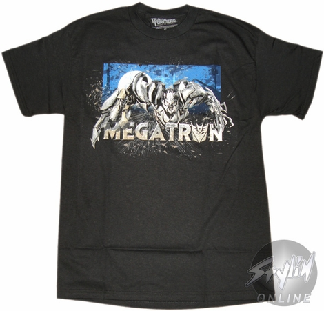 Transformers Megatron Poised T-Shirt