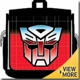 Transformers Messenger Bag