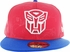 Transformers Optimus Reflect 59FIFTY Hat