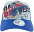 Transformers Optimus Mesh Back Hat
