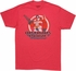Transformers Optimus Prime Circled T Shirt Sheer
