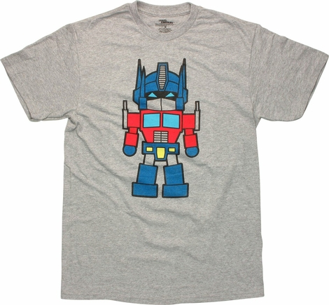 Transformers Optimus Prime SD T Shirt
