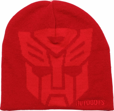 Transformers Reversible Icons Beanie