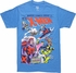 Uncanny X-Men Issue Cover 104 T-Shirt Sheer
