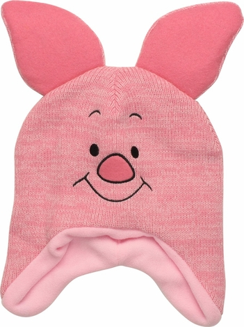 Winnie the Pooh Piglet Youth Beanie