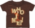 Winnie the Pooh Tigger Who Brown Infant T-Shirt