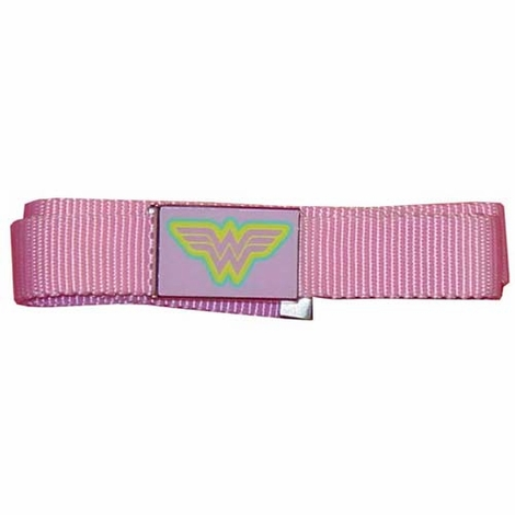 Wonder Woman Pink Belt