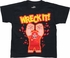 Wreck-It Ralph Fists Up Pixel Juvenile T-Shirt