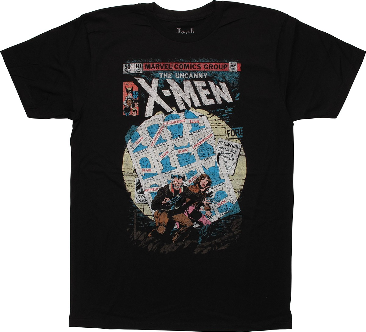 X Men Days Of Future Past T Shirt Sheer