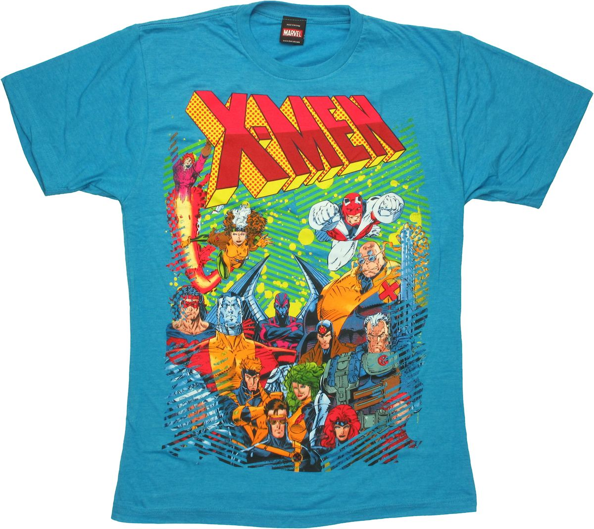 X Men Forever Alpha 1 T Shirt Sheer