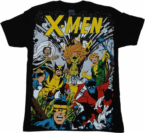 X Men Gang T Shirt