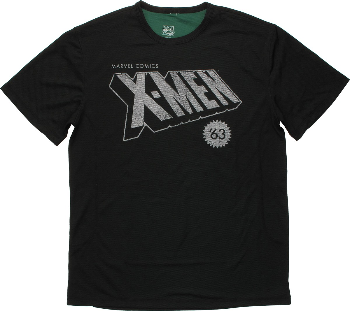 X men vintage logo mesh t shirt for Old logo t shirts