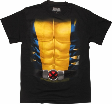 sc 1 st  Stylin Online : wolverin costume  - Germanpascual.Com