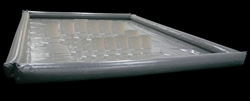 10' X 22' Mobile Wash Containment Mat Pressure Washer Part 92560