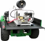 50-Gallon Chemical Spray Sled For Pressure Washers